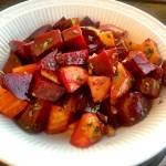 Pressure Cooker Beet Salad