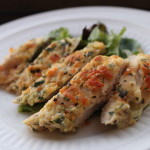 Parsley Parmesan Crusted Chicken