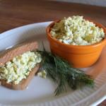 Clean Eating Herbed Egg Salad