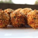 Crispy Gluten-Free Risotto Balls