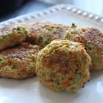 Gluten-Free Cheesy Veggie Bites
