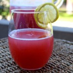 Strawberry Basil Agua Fresca